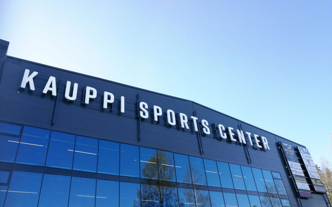 Kauppi Sports Center on avoinna pääsiäisen ajan